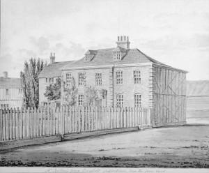 Poulton house c 1820