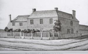Stevins House c 1820