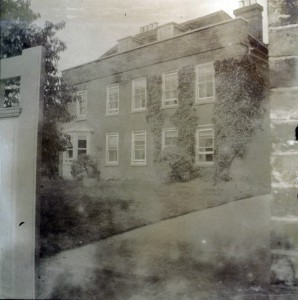 New rectory (now Linden House, Church End) after enlargement