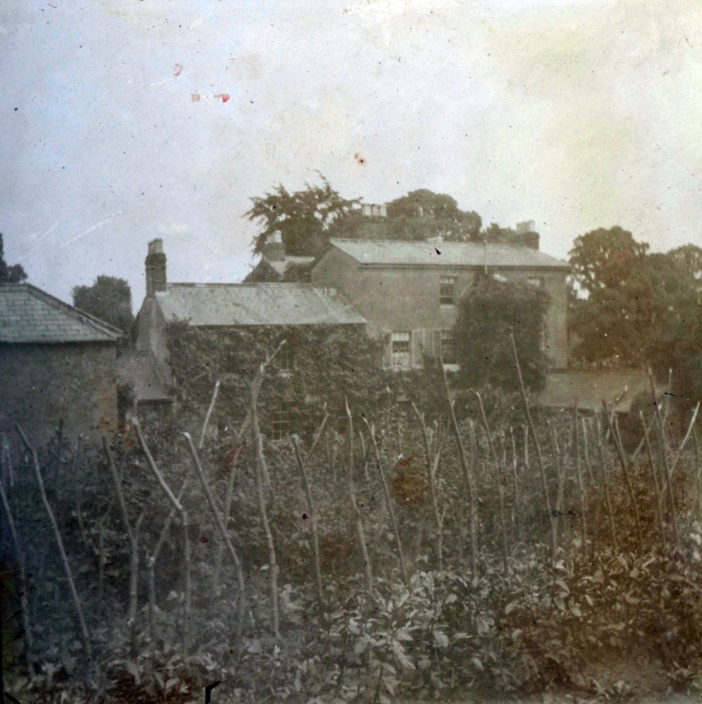 Old Rectory, Hills End, from the back.