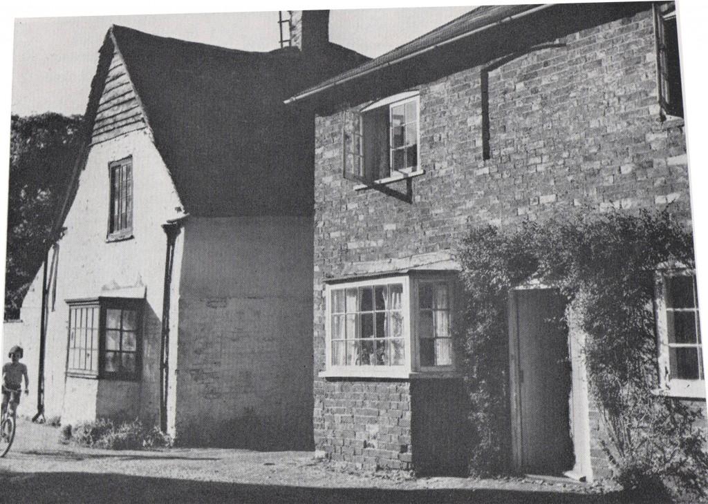 School Lane 1960
