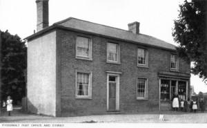 Eversholt Post Office